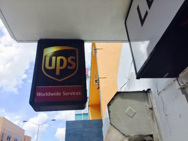 Transport of Moringa from the island of St. Lucia directly to EU is provided by the UPS company.